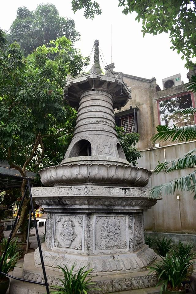[ẢNH] Ngôi chùa cổ có tượng Phật từ đá quý nguyên khối nặng 600 kg - Ảnh 9