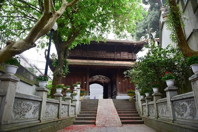 [ẢNH] Ngôi chùa cổ có tượng Phật từ đá quý nguyên khối nặng 600 kg - Ảnh 4