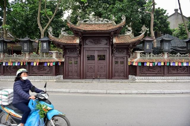 [ẢNH] Ngôi chùa cổ có tượng Phật từ đá quý nguyên khối nặng 600 kg - Ảnh 10
