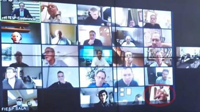 Những sự cố hy hữu 'cười ra nước mắt' khi họp trực tuyến - Ảnh 2