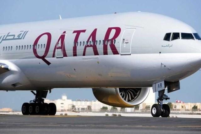 Một máy bay của Qatar (Ảnh: Egypt Today).
