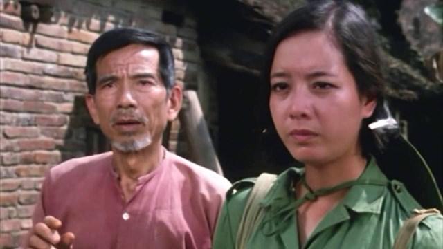 NSND Trần Hạnh và NSƯT Chiều Xuân trong phim
