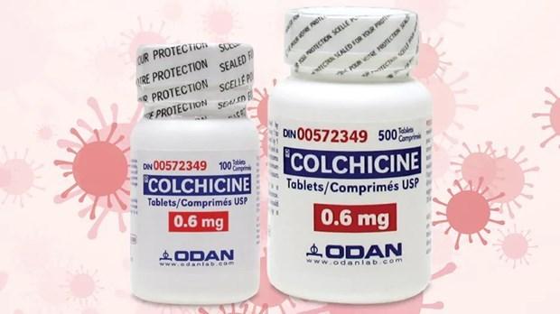 Anh dừng thử nghiệm thuốc trị bệnh gout trong điều trị Covid-19 - Ảnh 1
