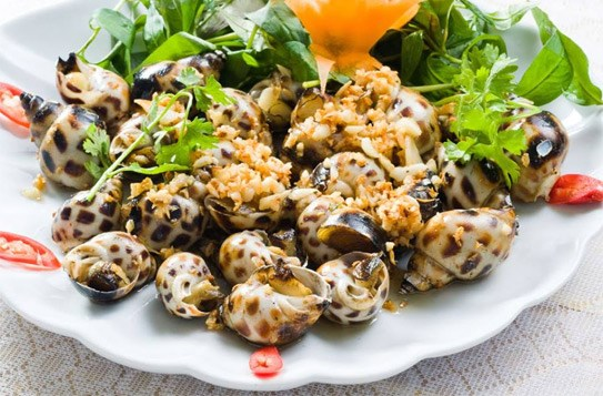 Ăn ốc rất bổ dưỡng nhưng không phải ai cũng có thể ăn. Ảnh minh họa.