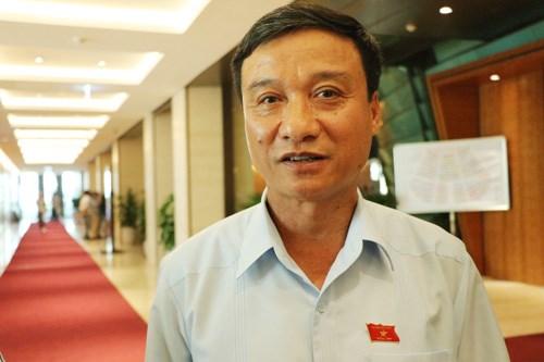 Ông Bùi Văn Xuyền.