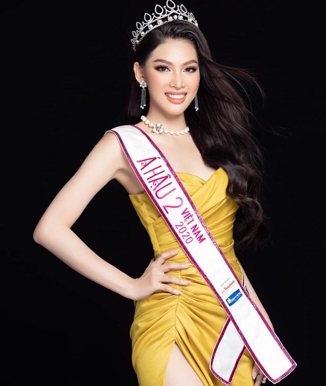 Ngọc Thảo lọt vào Top 10 Video giới thiệu tại Hoa hậu Hoà bình quốc tế - Ảnh 1