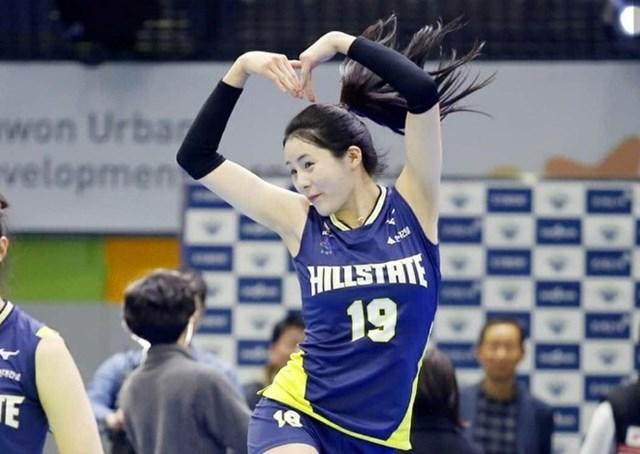 Lee Da-yeong là con nhà nòi, với gia đình có truyền thống theo thể thao.