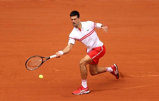 Djokovic khởi đầu đầy khó khăn trước Musetti.