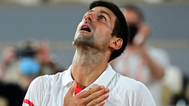 Djokovic là ứng cử viên số một cho danh hiệu Wimbledon 2020.