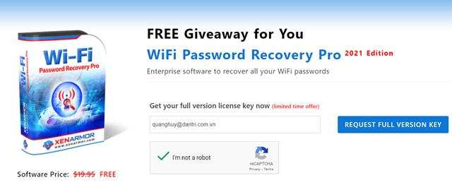 Thủ thuật tìm lại mật khẩu của các mạng WiFi đã kết nối trên máy tính - Ảnh 1