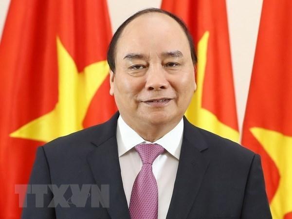 Chủ tịch nước Nguyễn Xuân Phúc. Nguồn: TTXVN.
