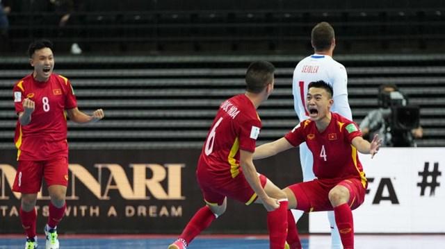 Thành tích futsal Việt Nam đứng thứ 3 châu Á, ngang Nhật Bản ở World Cup - Ảnh 2