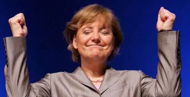 Nước Đức tạm biệt 'tượng đài Angela Merkel' - Ảnh 1