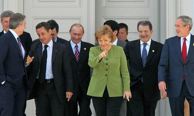 Nước Đức tạm biệt 'tượng đài Angela Merkel' - Ảnh 2