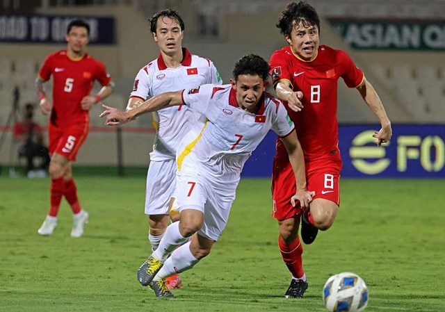 Cơ hội cạnh tranh vẫn còn mở rộng với đoàn quân HLV Park Hang Seo.