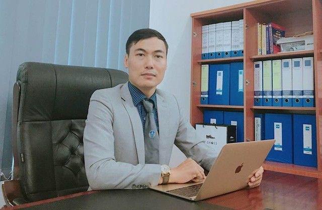 Luật sư Quách Thành Lực - Giám đốc Công ty Luật TNHH LSX..