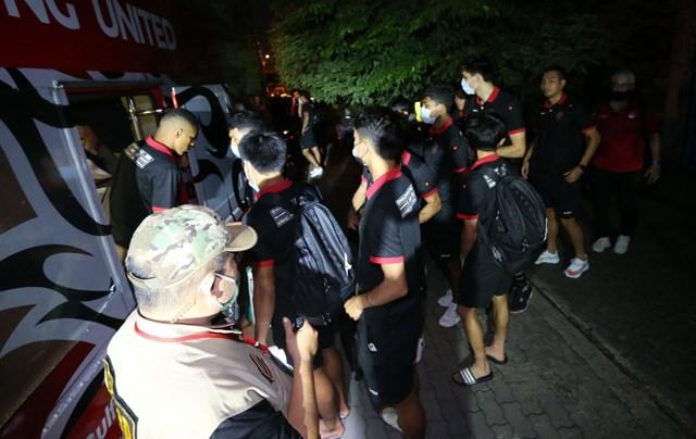 Văn Lâm hết cơ hội về hội quân cùng đội tuyển Việt Nam - Ảnh 1