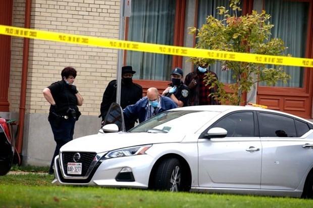 Mỹ: Nổ súng tại Nevada trong ngày bầu cử, 4 người thiệt mạng - Ảnh 1