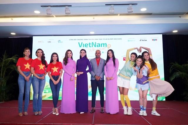 Vietjet cùng 9 Hoa hậu, Á hậu thúc đẩy quảng bá du lịch Việt Nam - Ảnh 2