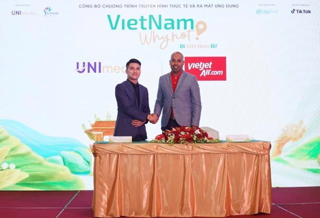 Vietjet cùng 9 Hoa hậu, Á hậu thúc đẩy quảng bá du lịch Việt Nam - Ảnh 1