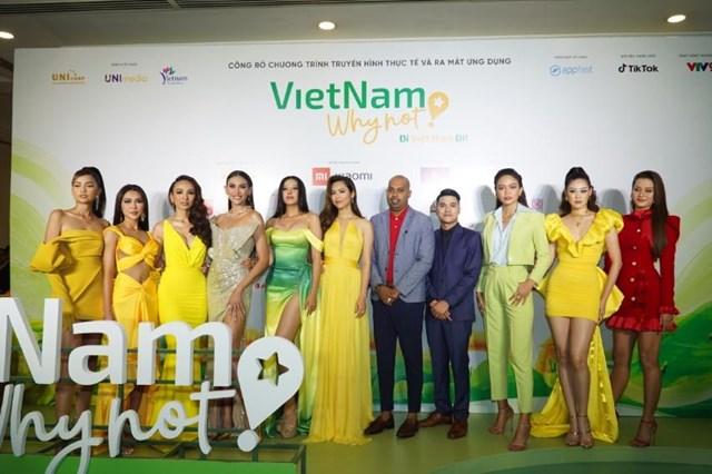 Vietjet cùng 9 Hoa hậu, Á hậu thúc đẩy quảng bá du lịch Việt Nam - Ảnh 4