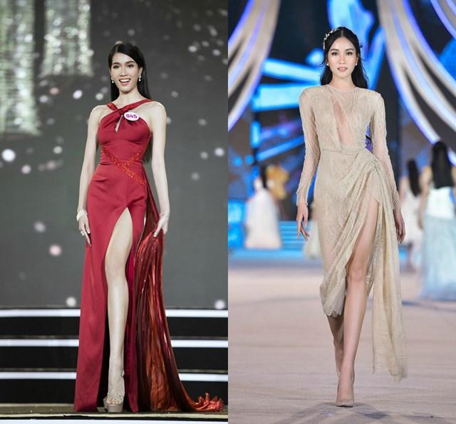 4 người đẹp có chiều cao 'khủng' nhất Chung kết Hoa hậu Việt Nam 2020 - Ảnh 1