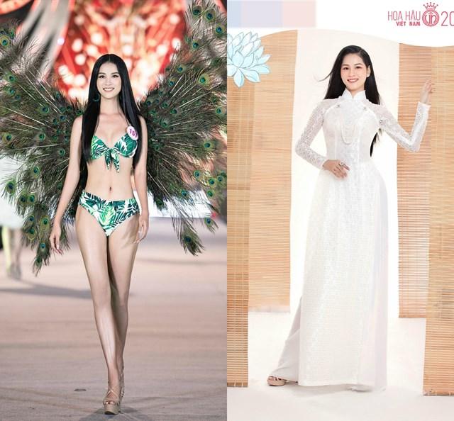 4 người đẹp có chiều cao 'khủng' nhất Chung kết Hoa hậu Việt Nam 2020 - Ảnh 2