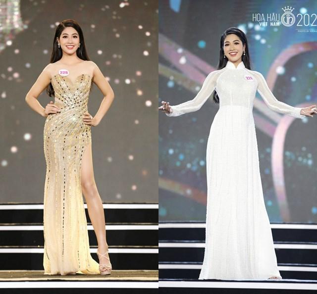 4 người đẹp có chiều cao 'khủng' nhất Chung kết Hoa hậu Việt Nam 2020 - Ảnh 3