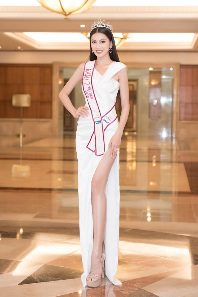 Á hậu 2 Nguyễn Lê Ngọc Thảo sinh năm 2000, đến từ Đồng Nai. Ngọc Thảo từng có kinh nghiệm làm người mẫu ảnh và từng xuất hiện trên sàn diễn thời trang. Trong các phần thi trình diễn tại cuộc thi, Ngọc Thảo khá tự tin khi sải bước.