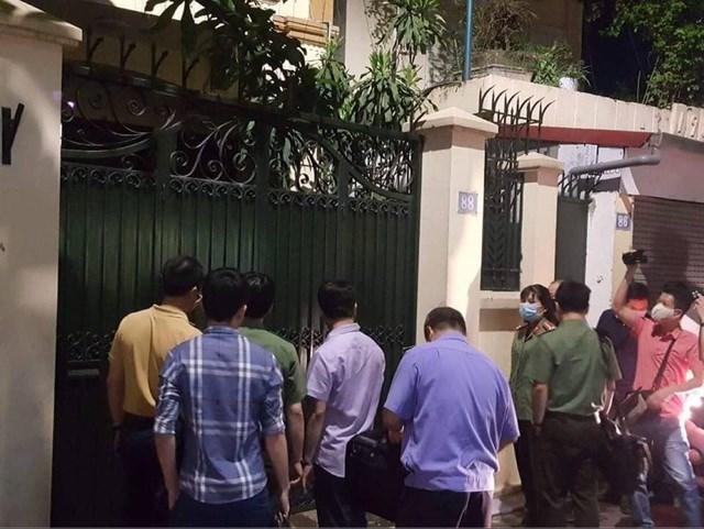 Ngày 28/8/2020, ông Nguyễn Đức Chung bị khởi tố, bắt tạm giam để điều tra về hành vi