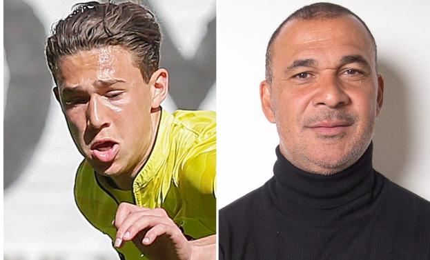 Là con trai của Ruud Gullit và là cháu của Johan Cruyff, Maxim Gullit, 19 tuổi, sớm đã có bước chạy đà hoàn hảo để bước vào sân cỏ. Maxim Gullit cũng tạo được nhiều dấu ấn trong đội hình U19 AZ Alkmaar khi thi đấu ở vị trí hậu vệ.