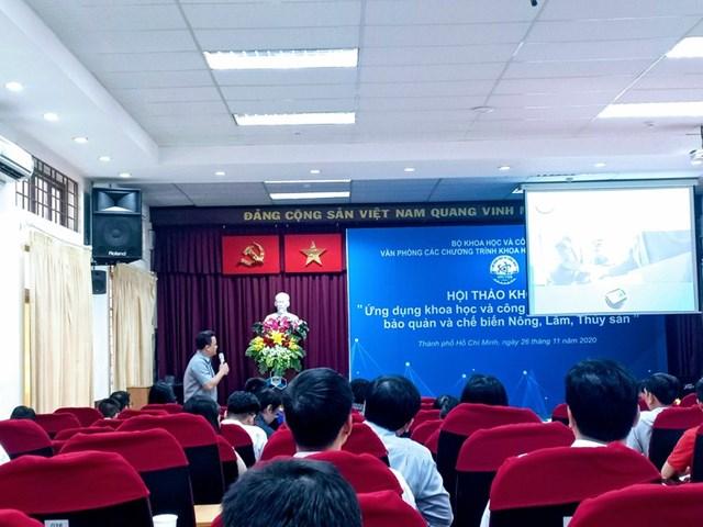 Buổi hội thảo nhận được sự quan tâm của giới chuyên môn, đối tác doanh nghiệp, sinh viên tại trường Đại học Bách Khoa. Ảnh: Kiều Trang.
