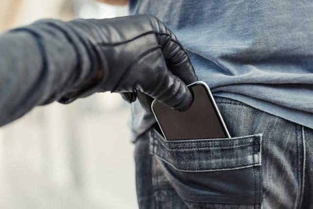 Thủ thuật để smartphone phát báo động khi bị móc túi - Ảnh 1