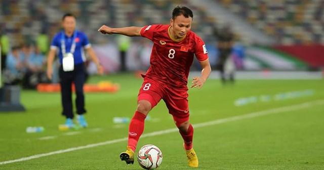Trọng Hoàng là một trong 9 hậu vệ biên được HLV Park Hang Seo triệu tập lên tuyển.