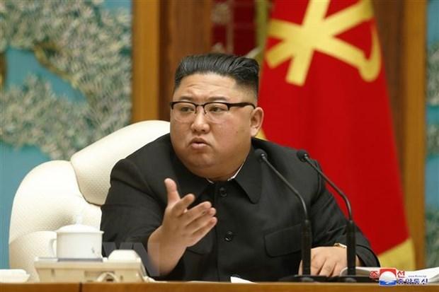 Triều Tiên họp bộ chính trị thảo luận công tác chuẩn bị đại hội đảng - Ảnh 1