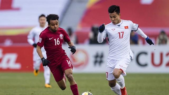 Văn Thanh trở lại, sẵn sàng cạnh tranh vị trí với Trọng Hoàng và các cầu thủ khác.
