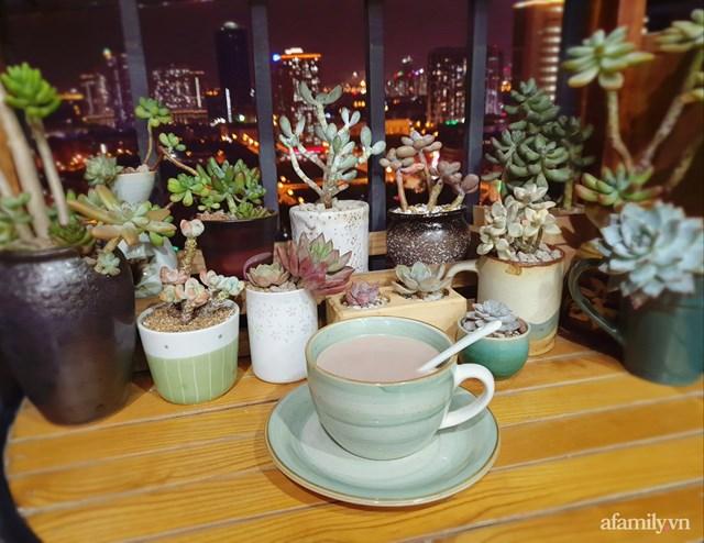 [ẢNH] Ngỡ ngàng vườn sen đá tuyệt đẹp chỉ 6 m2 ở Thủ đô Hà Nội - Ảnh 11
