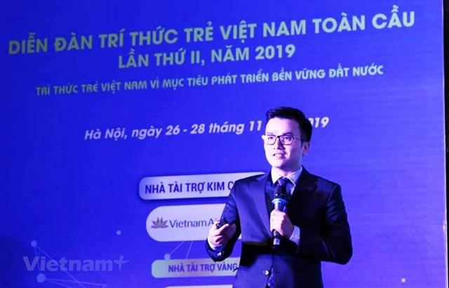 Phó giáo sư Trần Xuân Bách - Giảng viên Trường Đại học Y Hà Nội. (Ảnh:Vietnam+).
