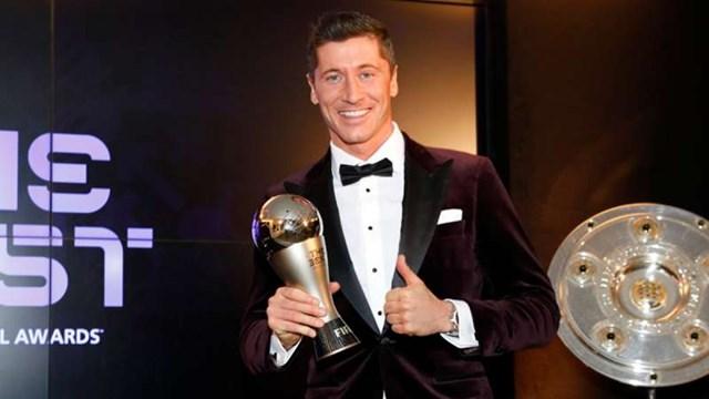 Lewandowski và HLV Klopp được vinh danh ở FIFA The Best 2020 - Ảnh 1