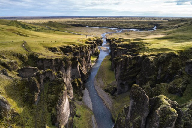 [ẢNH] Khám phá những dòng sông hùng vĩ trên khắp thế giới - Ảnh 10
