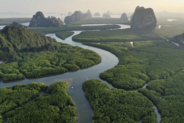 [ẢNH] Khám phá những dòng sông hùng vĩ trên khắp thế giới - Ảnh 3