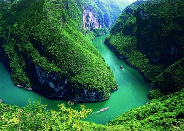 [ẢNH] Khám phá những dòng sông hùng vĩ trên khắp thế giới - Ảnh 1