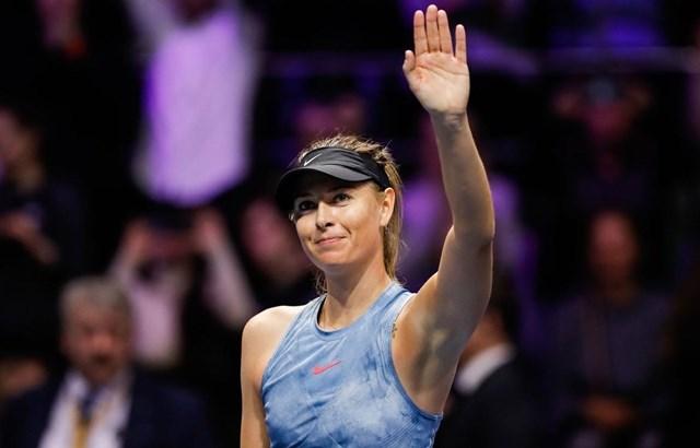 Sharapova giã từ sự nghiệp. (Nguồn: Getty Images).