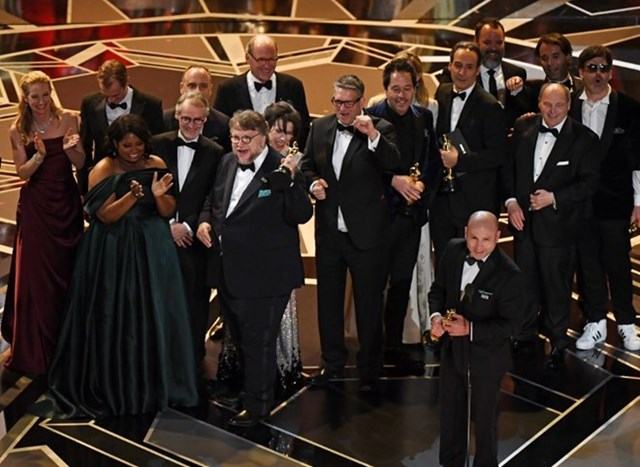Lễ trao giải Oscar 2018 'trượt dốc' kỷ lục về lượng người xem