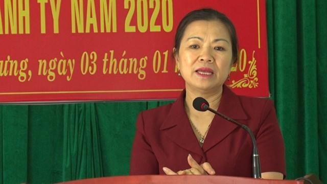Phó Chủ tịch Trương Thị Ngọc Ánh thăm, tặng quà Tết đồng bào dân tộc thiểu số nghèo - 1