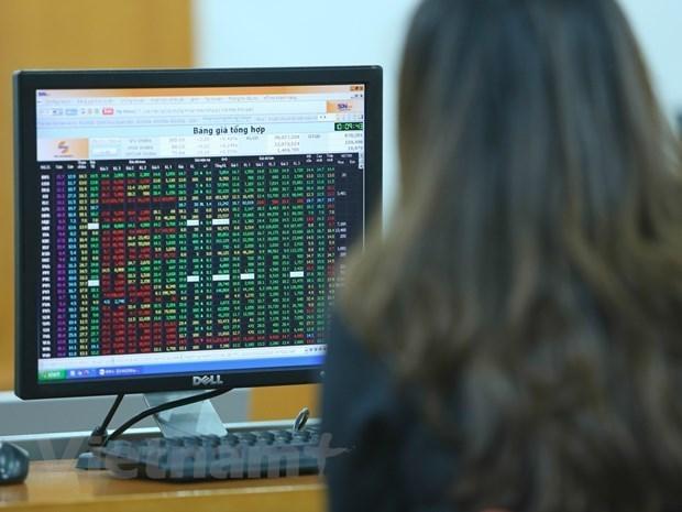 Thị trường chứng khoán mở cửa phiên sáng 1/4 với sắc xanh lan tỏa