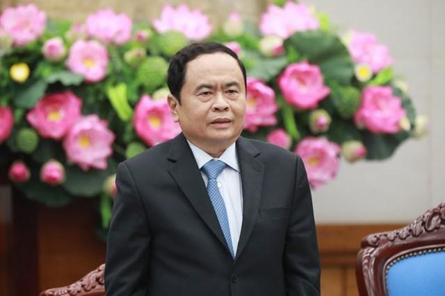 BẢN TIN MẶT TRẬN: Chủ tịch Trần Thanh Mẫn phát biểu tại phiên họp Chính phủ tháng 1/2020
