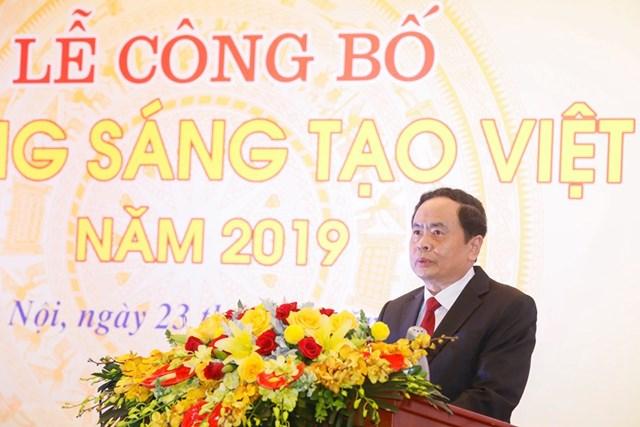Vinh danh 74 công trình tiêu biểu trong Sách vàng Sáng tạo Việt Nam năm 2019 - 1