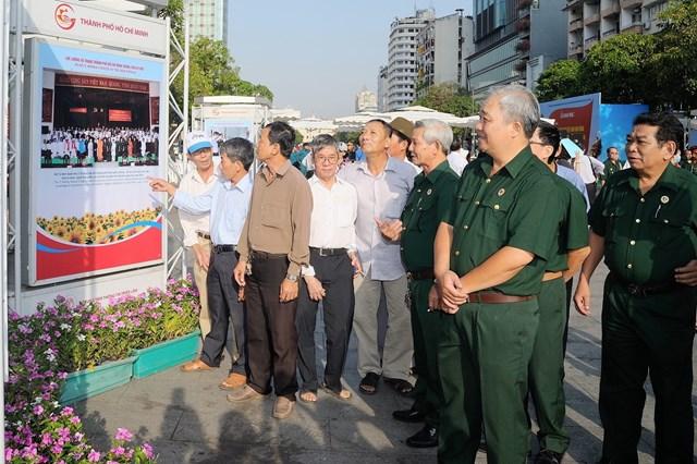 TP Hồ Chí Minh: Trưng bày hơn 200 tư liệu quý nhân kỷ niệm 75 năm Ngày thành lập QĐND Việt Nam