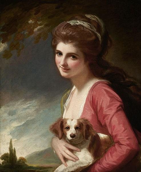 Chân dung chú chó xuất hiện trong những siêu phẩm hội họa